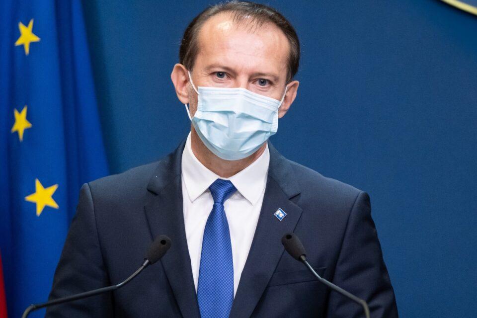 Cîțu anunță că pompierii români vor ajuta la stingerea incendiilor din Grecia