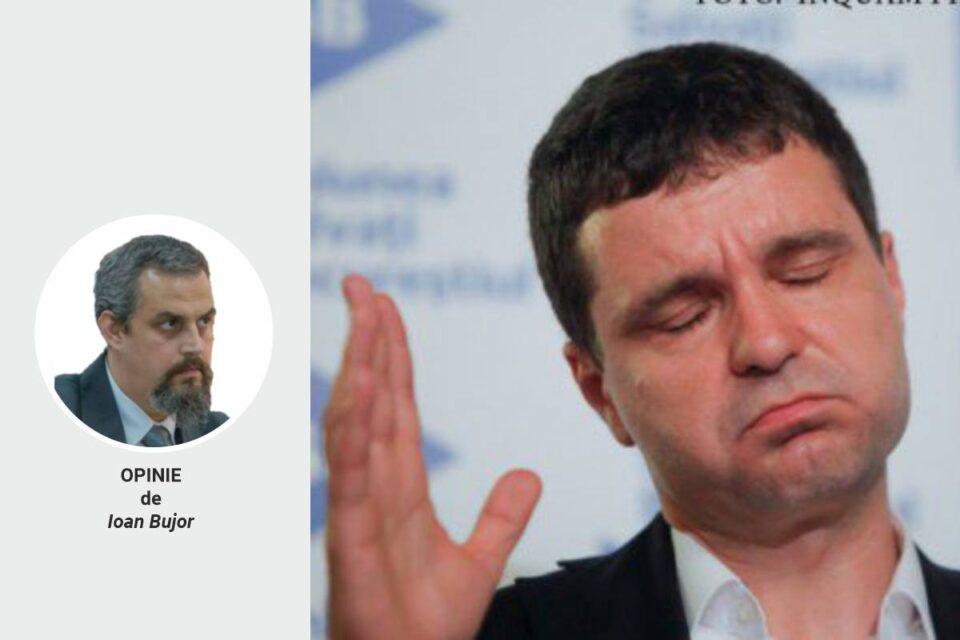 """Somn uşor, Nicuşor! """"Fără activişti în funcții publice!"""" Opinie de Ioan Bujor"""