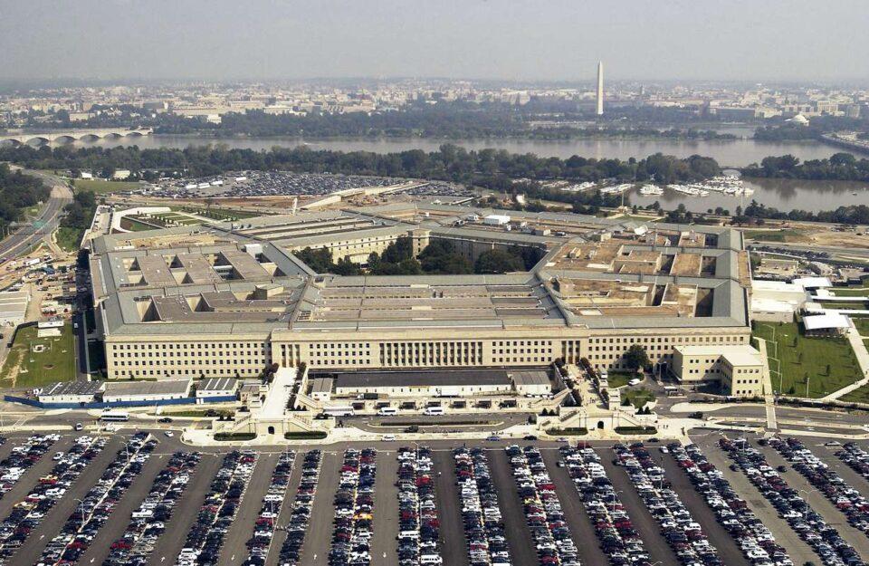 """Blocadă la Pentagon. Focuri de armă, o persoană """"doborâtă"""", intervenție în forță a poliției"""