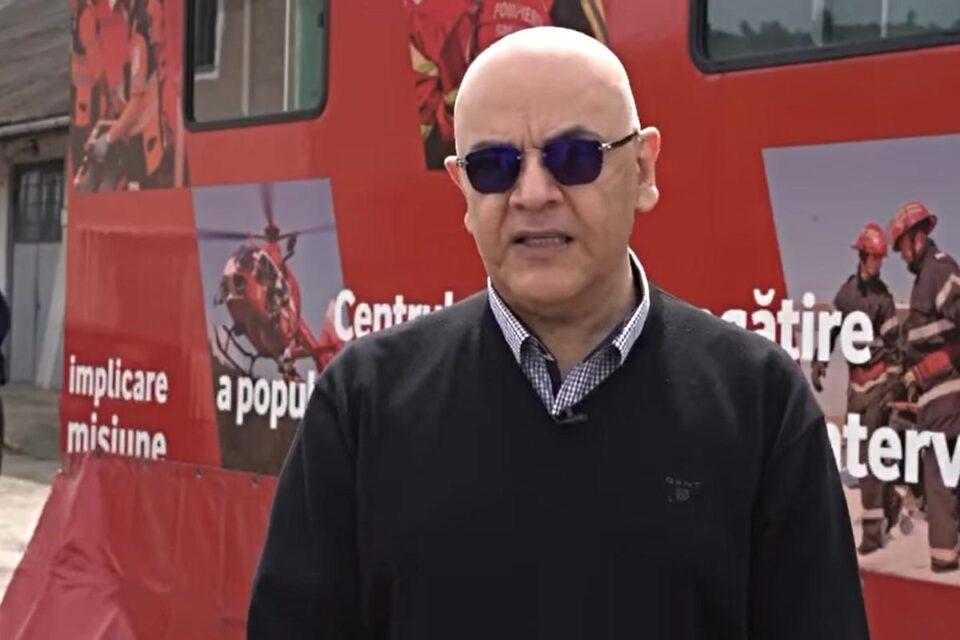 Raed Arafat: În România sunt relaxate măsurile mult mai mult decât în alte ţări, dar românii nu le respectă