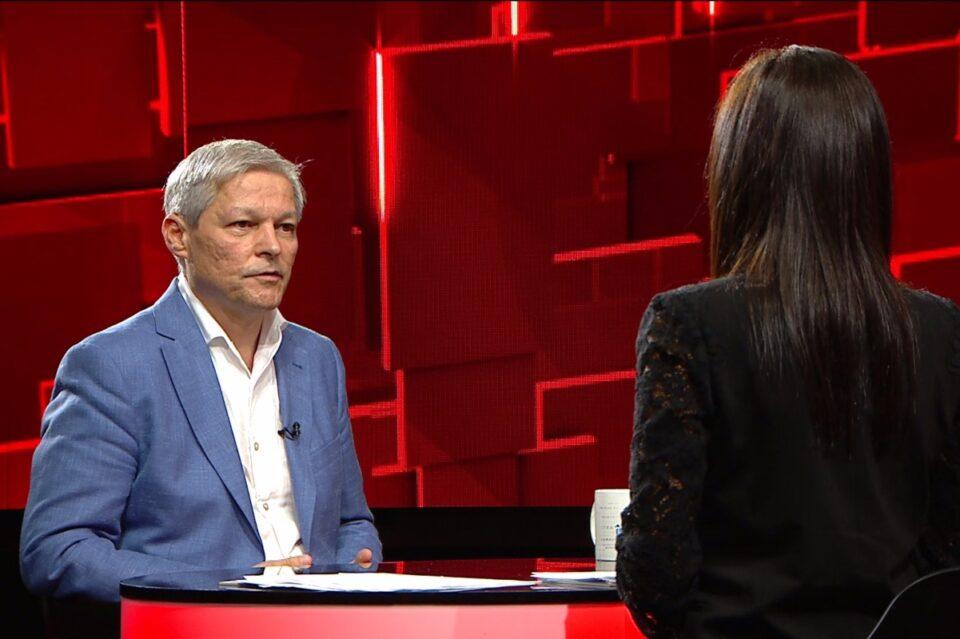 """Dacian Cioloș, invitat la """"40 de întrebări cu Denise Rifai"""", duminică, de la ora 22:00, la Kanal D"""