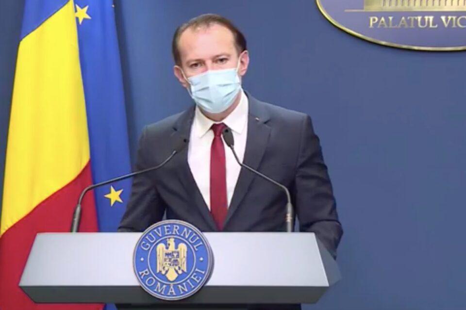 """Cîțu iese la atac: """"Vlad Voiculescu a făcut comandă pentru un vaccin care încă nu a fost aprobat"""""""