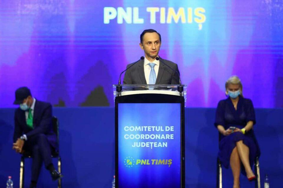 Deputatul liberal Cosmin Şandru, urmărit penal!