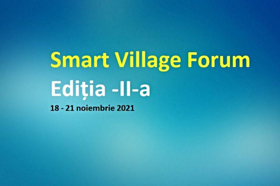 Forumul Smart Village discută despre PNRR. Dezbatem despre ce șanse de finanțare sunt și ce fel de investiții sunt prevazute în următoarea perioadă.