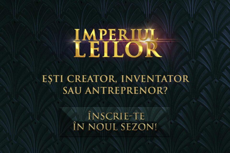 Înscrie-te în noul sezon Imperiul leilor!